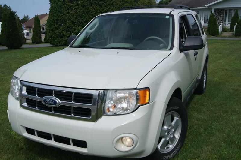 Ford Escape 2011 XLT #SYLVIE STPIERRE