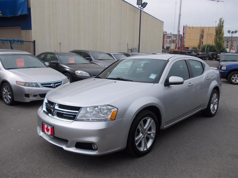 2011 Dodge Avenger SXT 4DR....SOLD.... #N0056