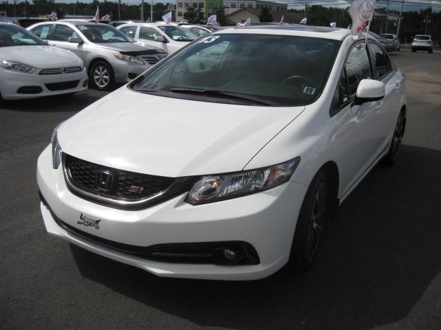 2013 Honda Civic Sedan Si #H404A