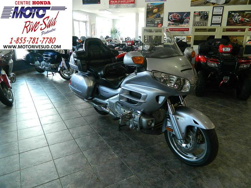 Honda GL 1800 GOLDWING 2009