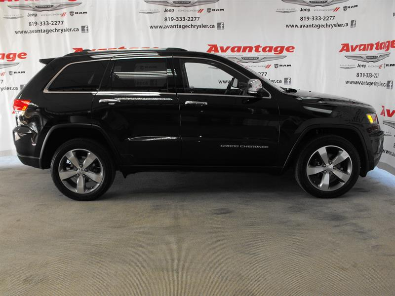 Jeep Grand Cherokee 2014 4WD 4dr Limited #37002b