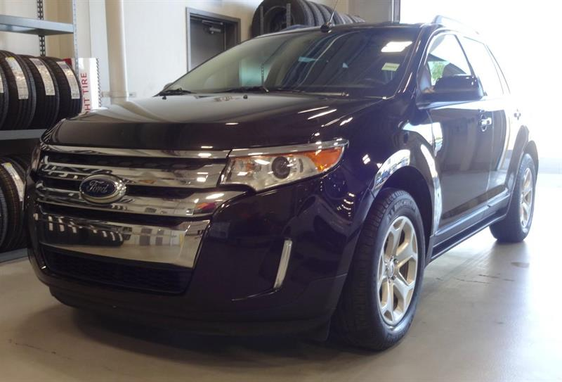 2013 Ford EDGE SEL #JZ1936A