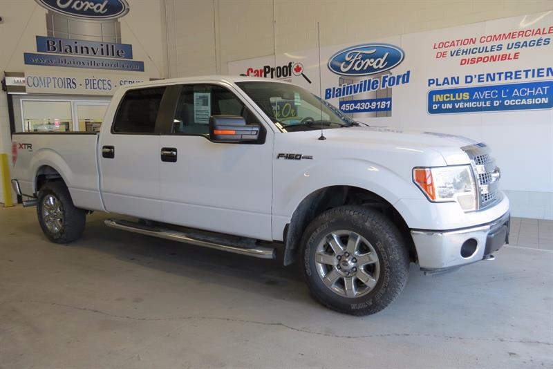 Ford F-150 2014 4WD SuperCrew #170758A
