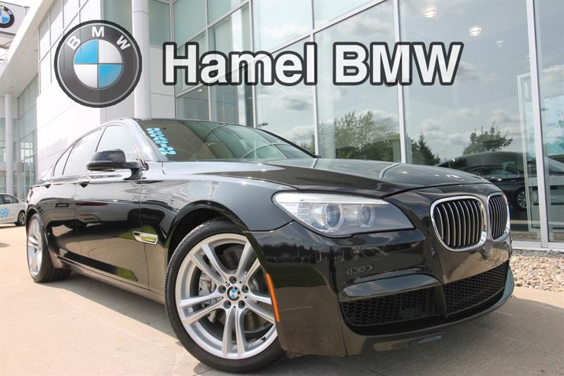 BMW 7 Series 2013 4dr Sdn xDrive AWD FINANCEMENT A 0,9% #U17-034