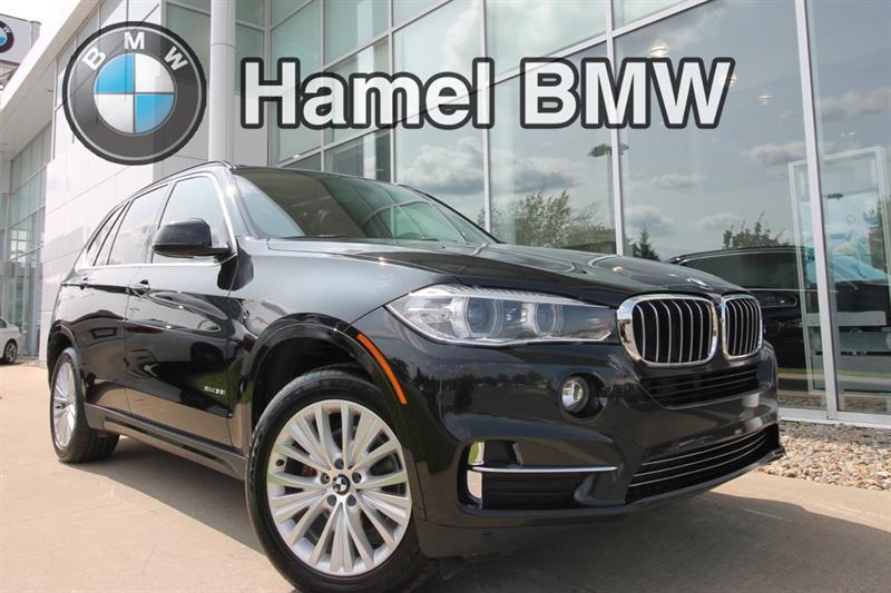 BMW X5 2015 AWD 4dr xDrive35i PNEUS D'HIVER INCLUS #U17-022