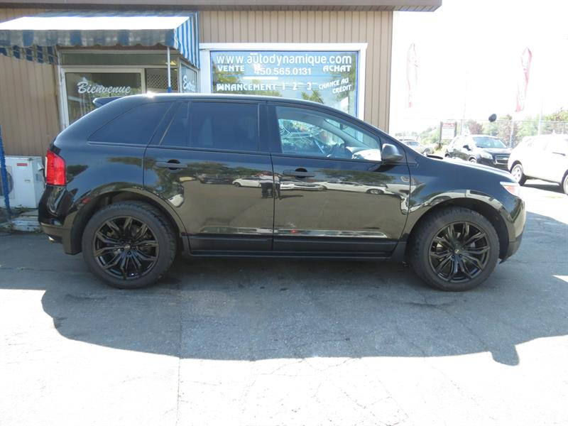 Ford EDGE 2012 4dr SE FWD #3821