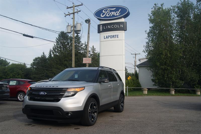 Ford Explorer 2015 SPORT #17594A