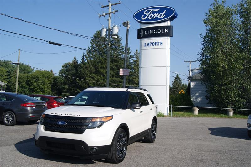 Ford Explorer 2014 SPORT #17716A
