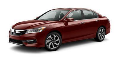 2016 Honda Accord Sedan 4dr I4 CVT #HA7593