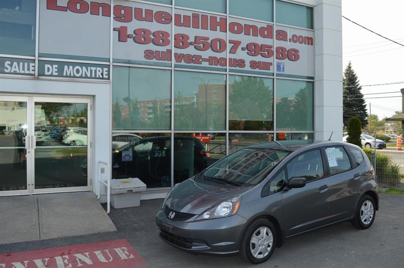 Honda FIT 2014 DX-A #U7825