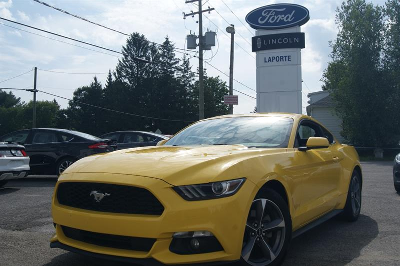 Ford Mustang 2015 FASTBACK V6 #17678A