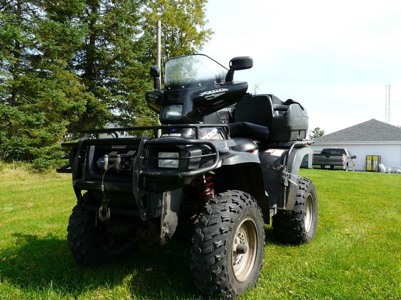 Polaris Sportsman 700 Twin 2004