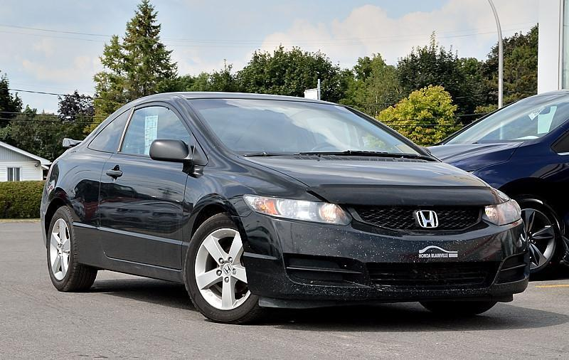 Honda Civic Coupe 2011 DX-G #171362A