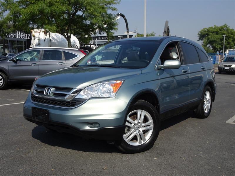 2011 Honda CR-V EX-L! 6 Month Powertrain Warranty Included! #W1965A