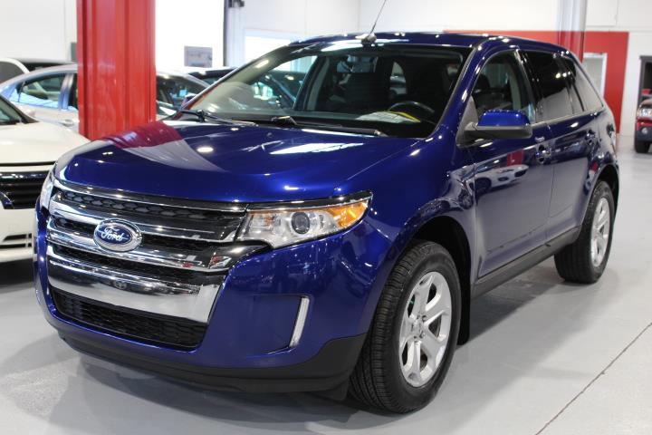 Ford EDGE 2014 SEL 4D Utility FWD #0000000201