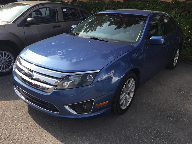 Ford Fusion 2010 SEL #C151