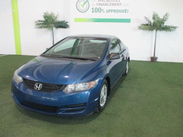 Honda Civic Cpe 2010 2dr Man DX-G #1830-07
