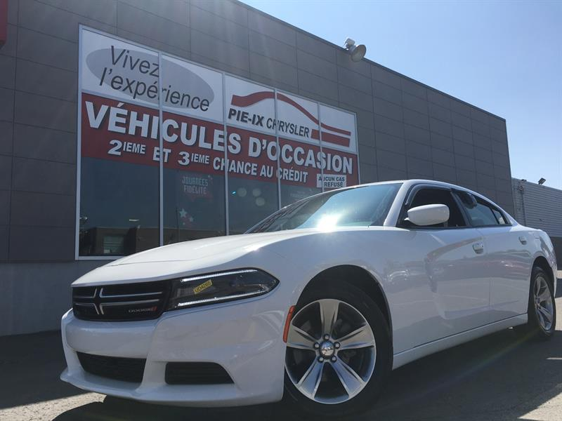 Dodge Charger 2015 4dr Sdn SE RWD+MAGS+A/C+GR.ELEC+WOW! #UD4265