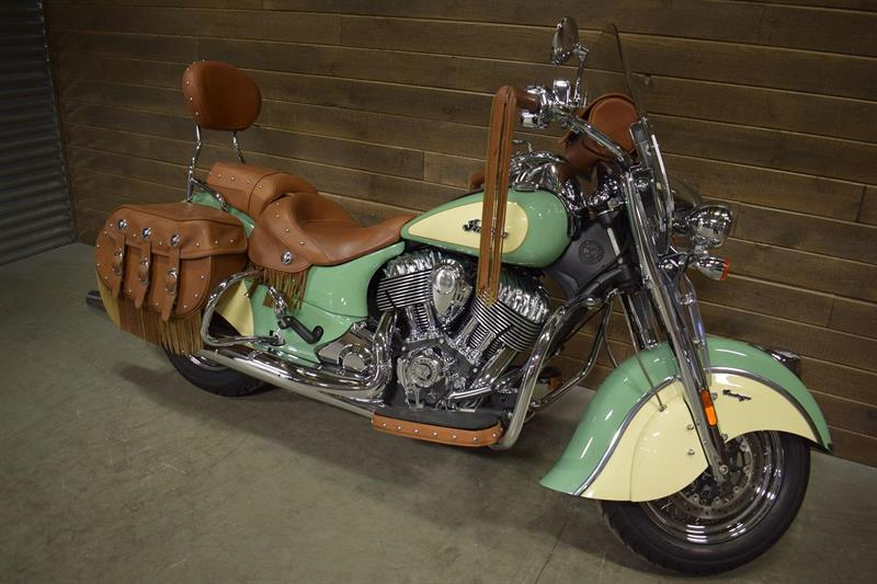 Indian Chief Vintage 2015