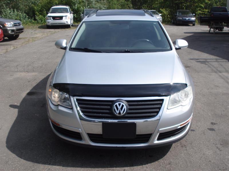 Volkswagen Passat Wagon 2007