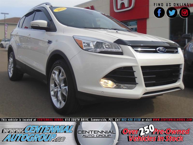 2015 Ford Escape Titanium   2.0L   i4-Cyl   AWD #8725A