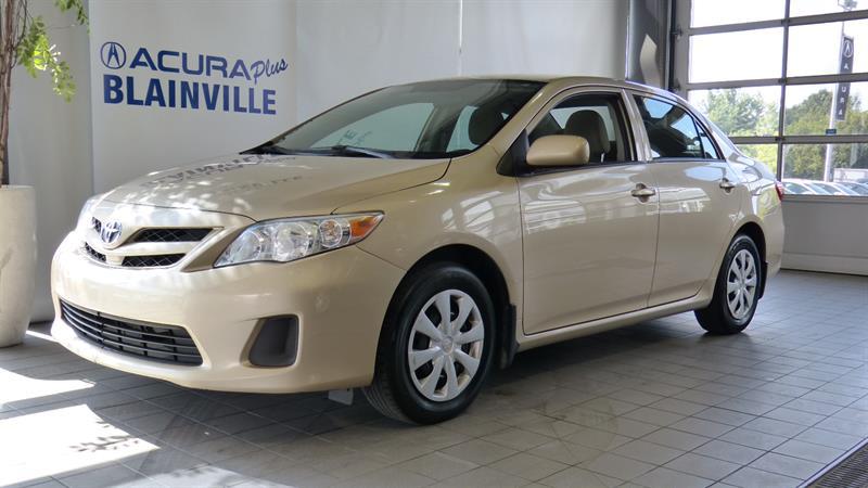 Toyota Corolla 2011 CE #B77310