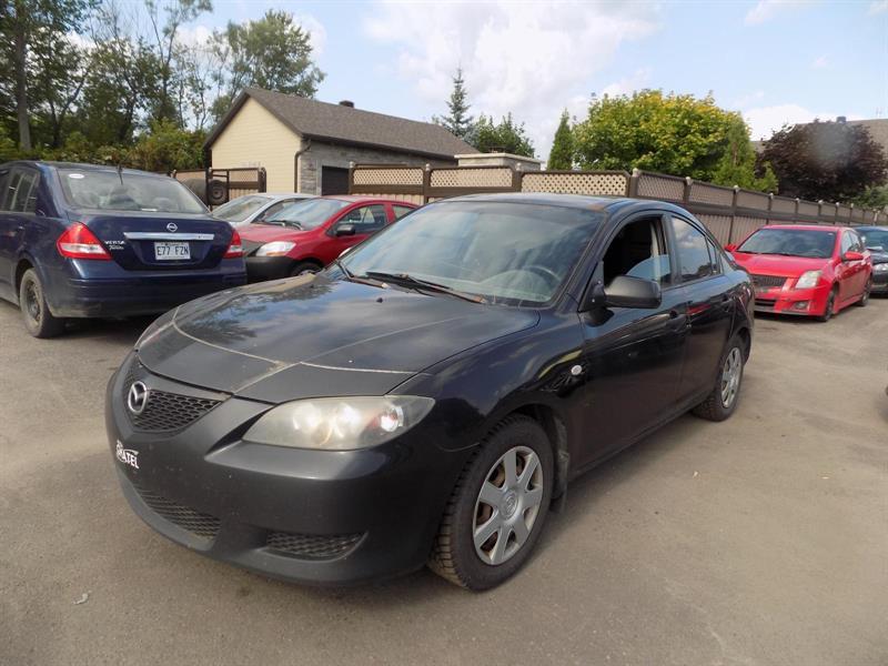 Mazda MAZDA3 2006 GX #PATOU823