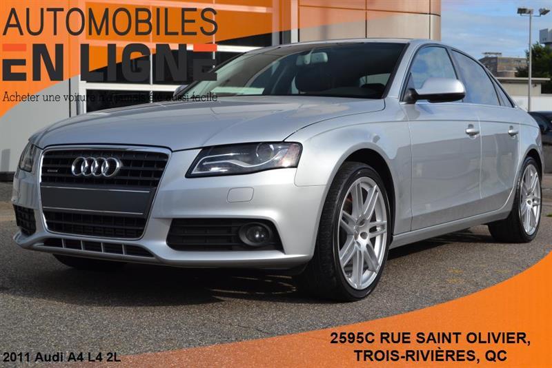 Audi A4 2011 2.0 TFSI quattro Premium #11145408