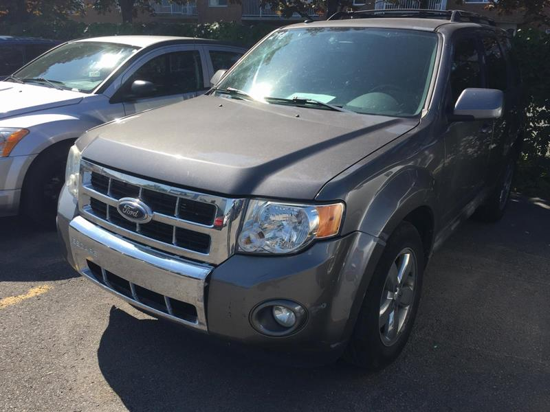 Ford Escape 2009 Limited TOIT/CUIR/MAGS #F6008B
