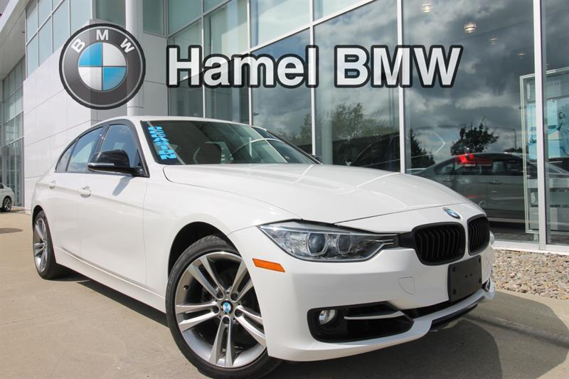 BMW 3 Series 2013 4dr Sdn 328i xDrive AWD FINANCEMENT A 0,9% #U17-208