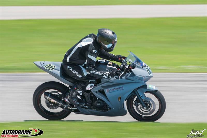 Yamaha YZF-R3 ( RACE BIKE ) 2016