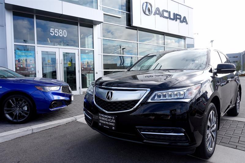 2014 Acura MDX SH-AWD 4dr Nav Pkg #796226B