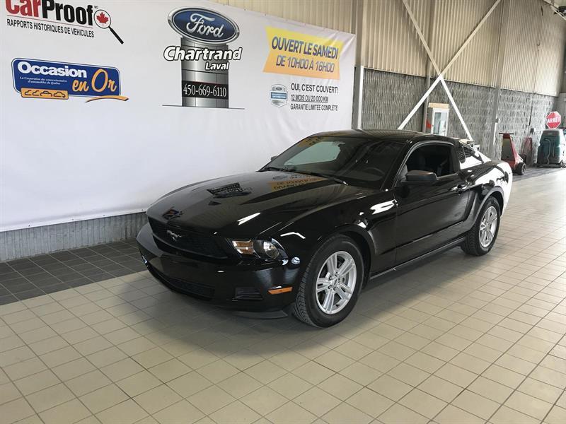 Ford Mustang 2012 V6 #1703781