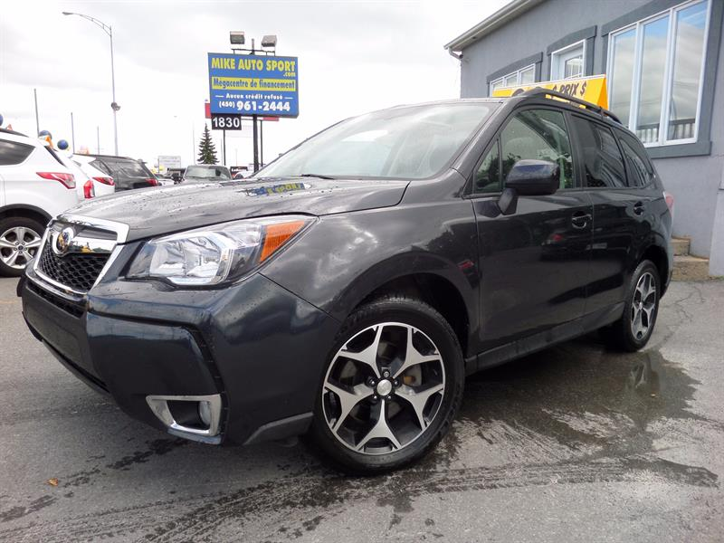 Subaru Forester 2014 5dr Wgn Auto 2.0XT Limited