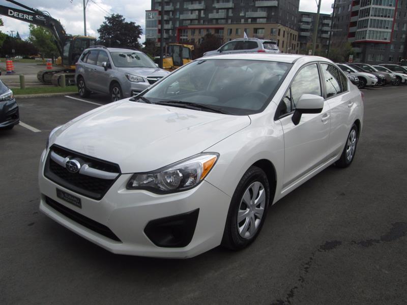 Subaru Impreza 2014 2.0i #8F0155A