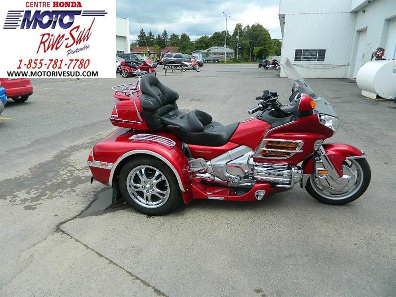 Trike Honda GL 1800 GOLDWING 2004