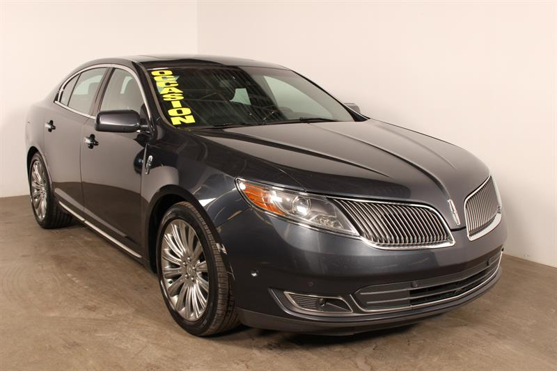 Lincoln MKS 2014 AWD ** TOIT + GPS ** #71120a