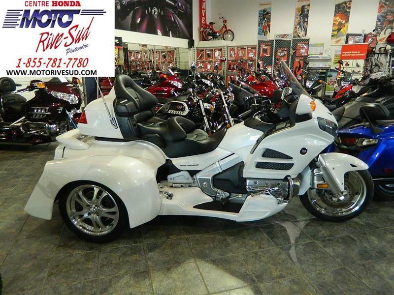Trike Honda GL 1800 GOLDWING 2014