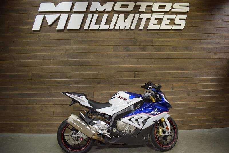 BMW S1000RR ABS 2016