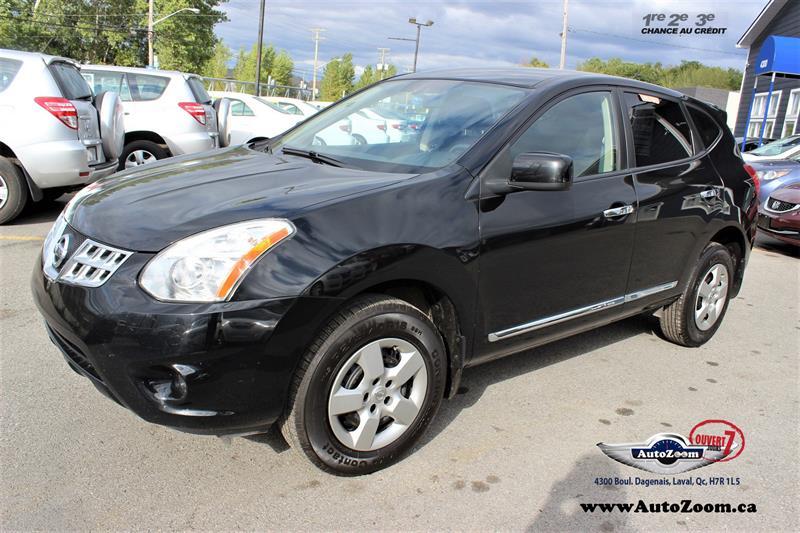 Nissan Rogue 2012 FWD #A4091