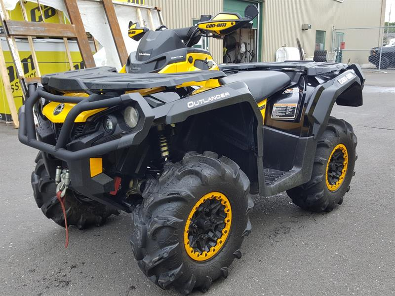 Can-am Outlander 1000 2014