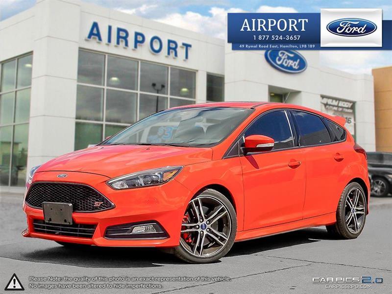 2016 Ford Focus 5dr HB ST #B70938