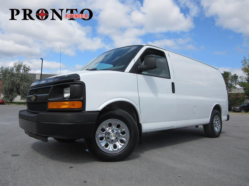 Chevrolet Express Cargo Van 2009 1500 ** Extra propre ** #3440