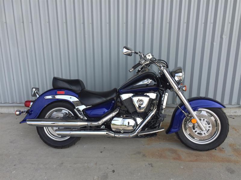 Suzuki VL 1500 2001 BLEU #103997
