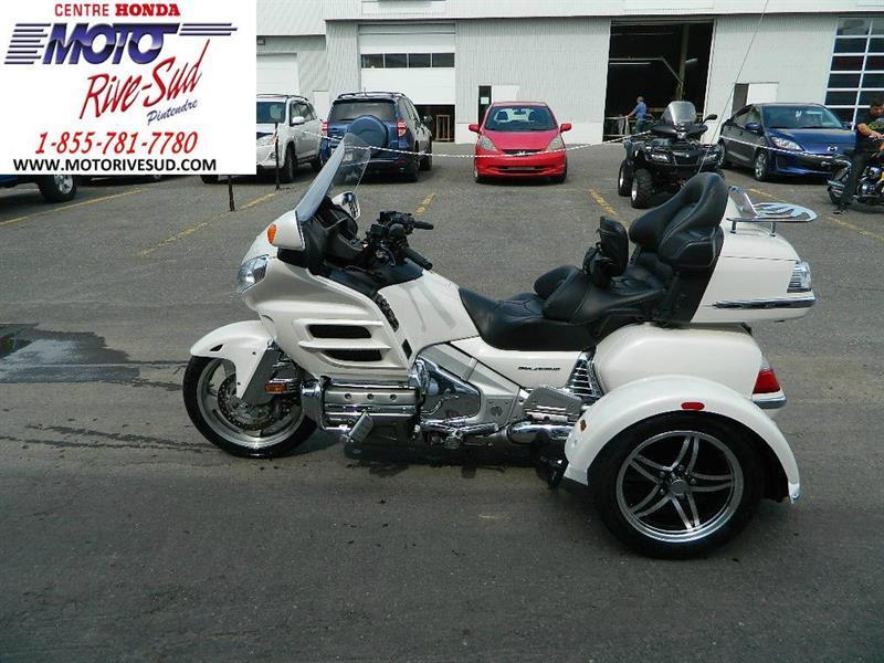 Trike Honda GL 1800 GOLDWING 2010