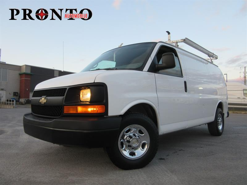 Chevrolet Express Cargo Van 2011 2500 ** Voir équipement ** #3441