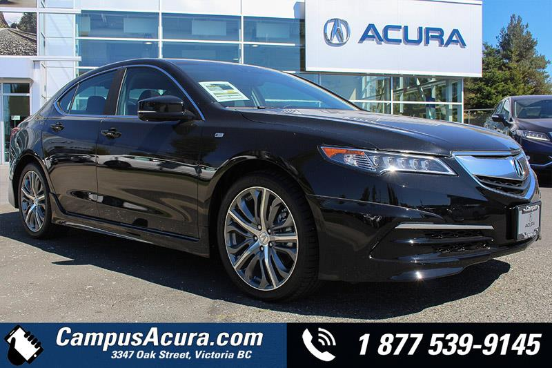 2016 Acura TLX SH-AWD Tech #16-4276