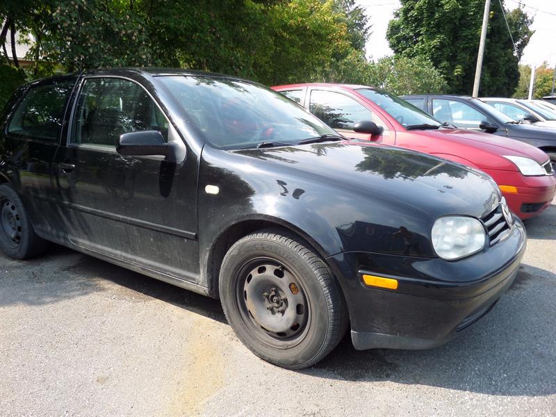 Volkswagen Golf 2000 2dr HB GL