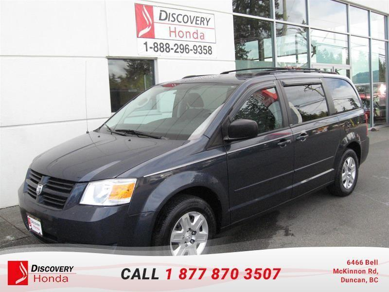 2008 Dodge Grand Caravan SE Wagon  - $91.30 B/W #17-241B
