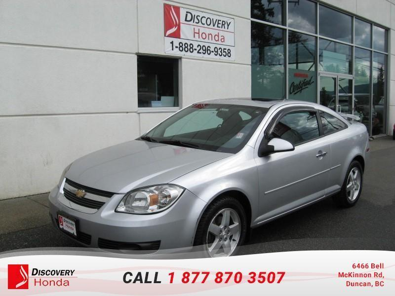 2010 Chevrolet Cobalt LT Coupe   -  Power Windo #17-195B